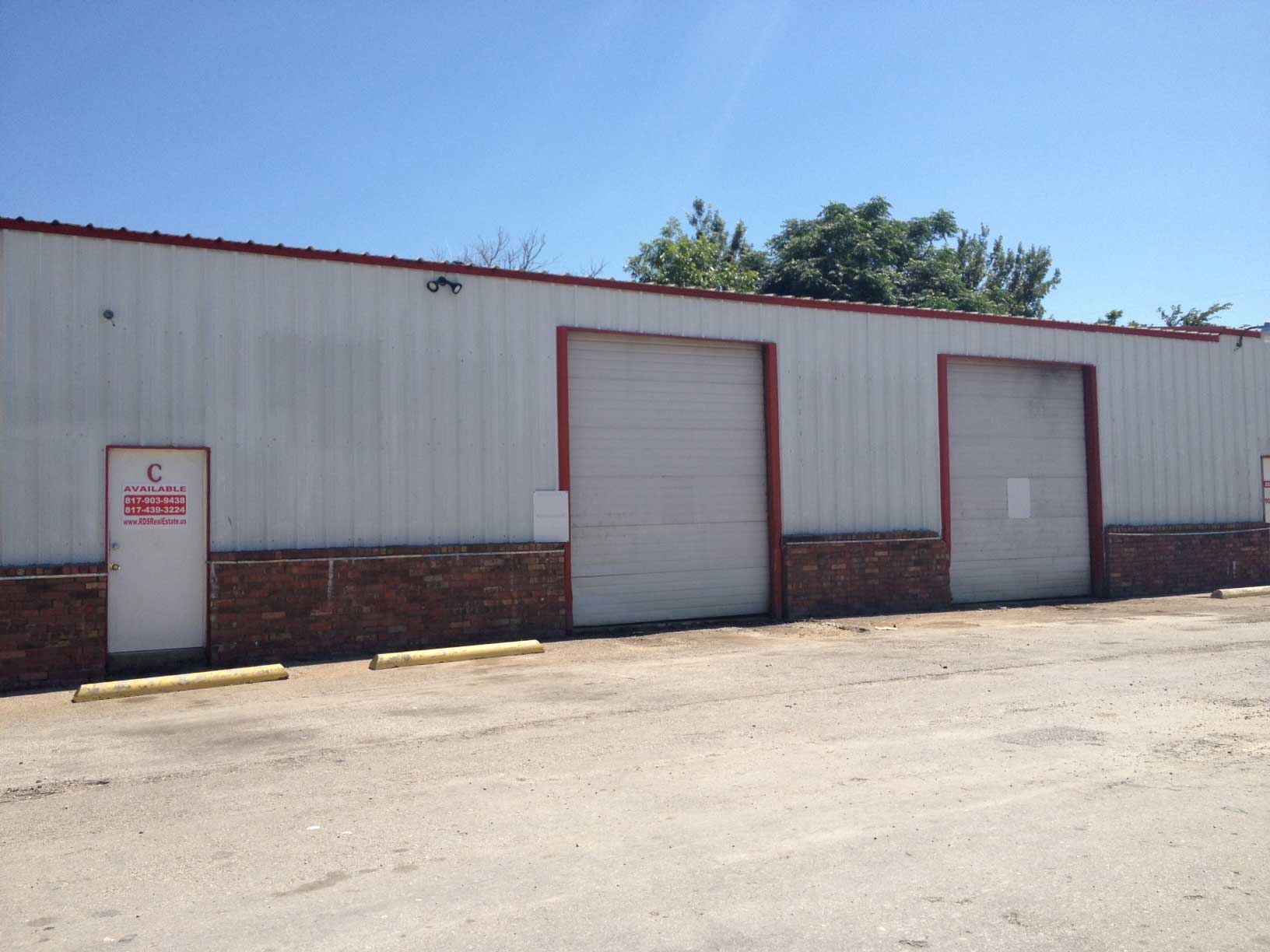 shop space for rent mansfield