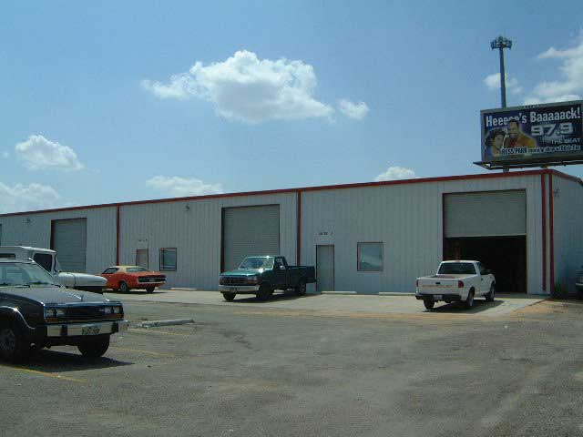 shop space for rent kennedale