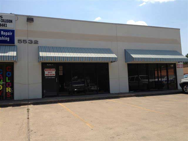 office warehouse for rent tarrant county