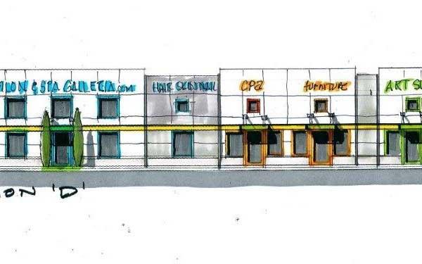Denton Hwy rendering