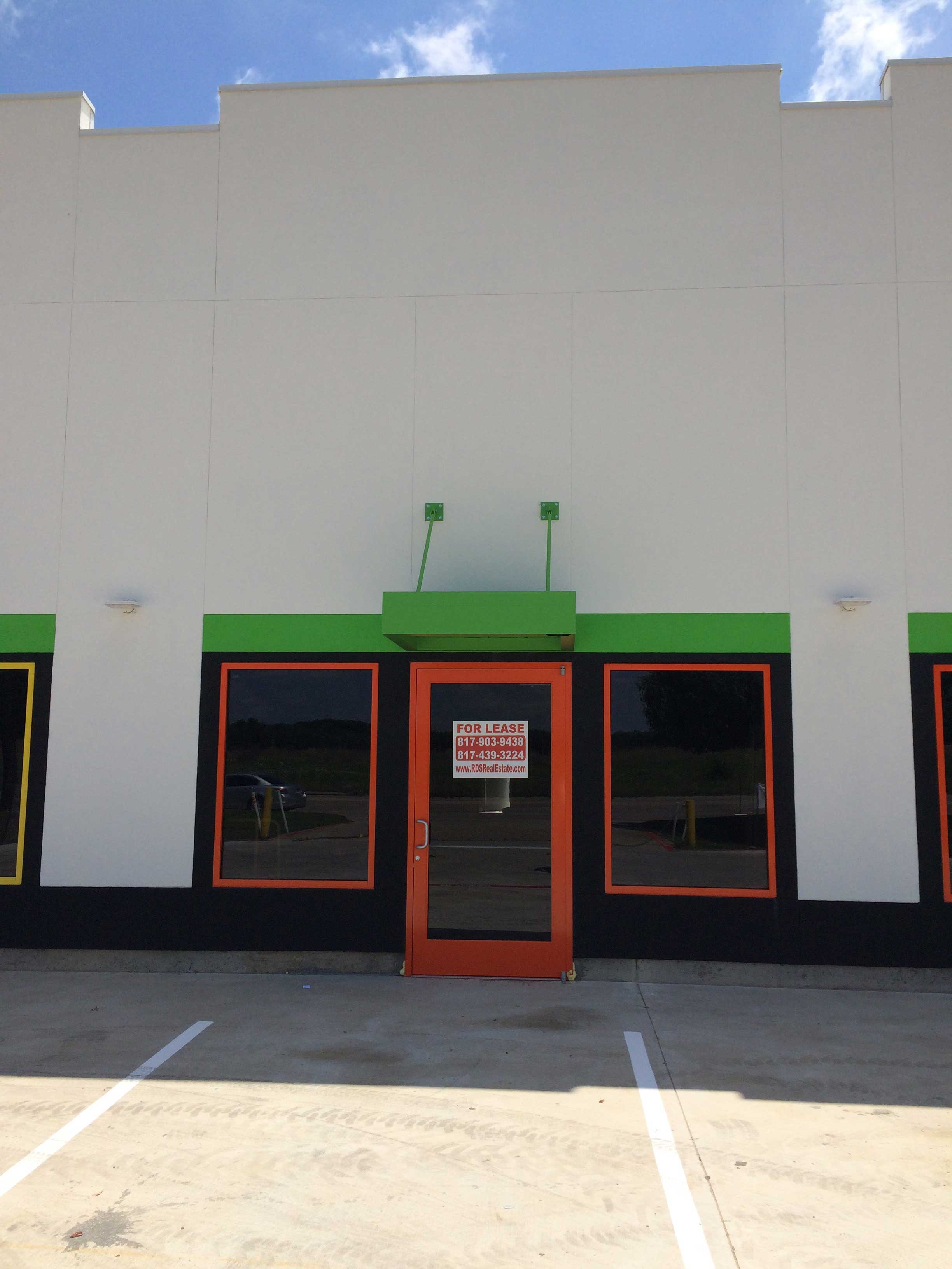 Retail Space For Lease Haltom City | RDS Commercial Real Estate