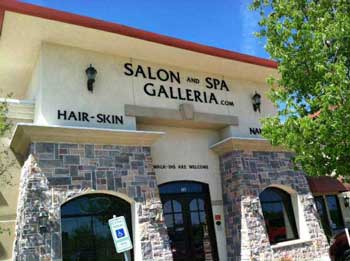 Salon and Spa Galleria Grapevine