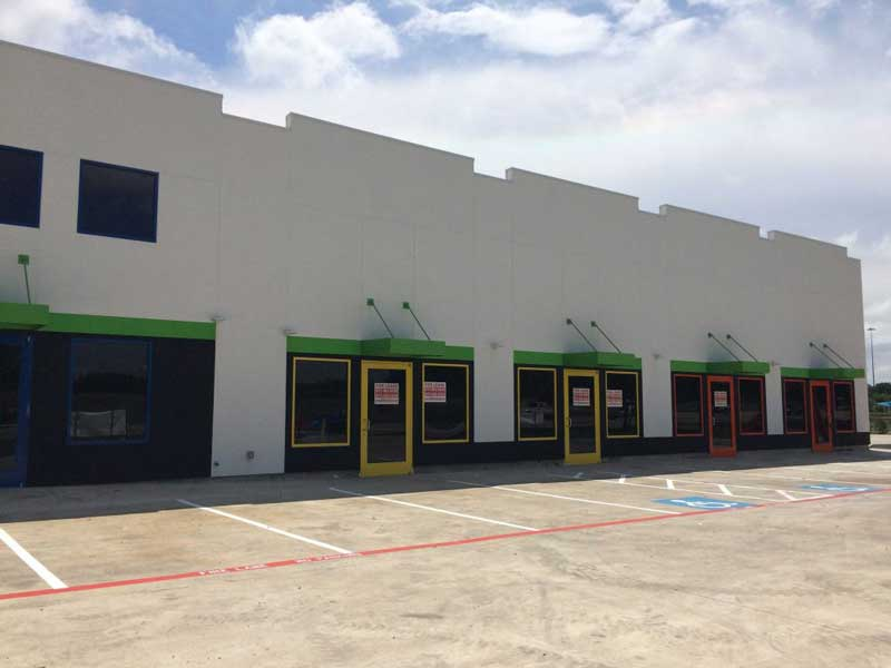 Denton Highway Retail Space
