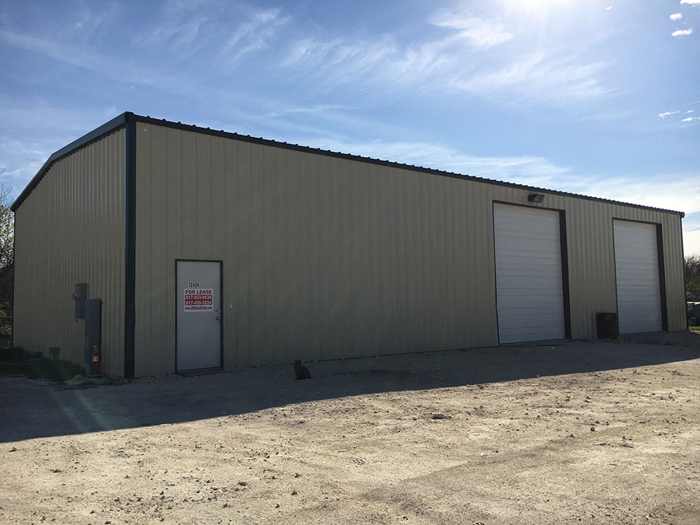 Burleson Warehouse for Lease