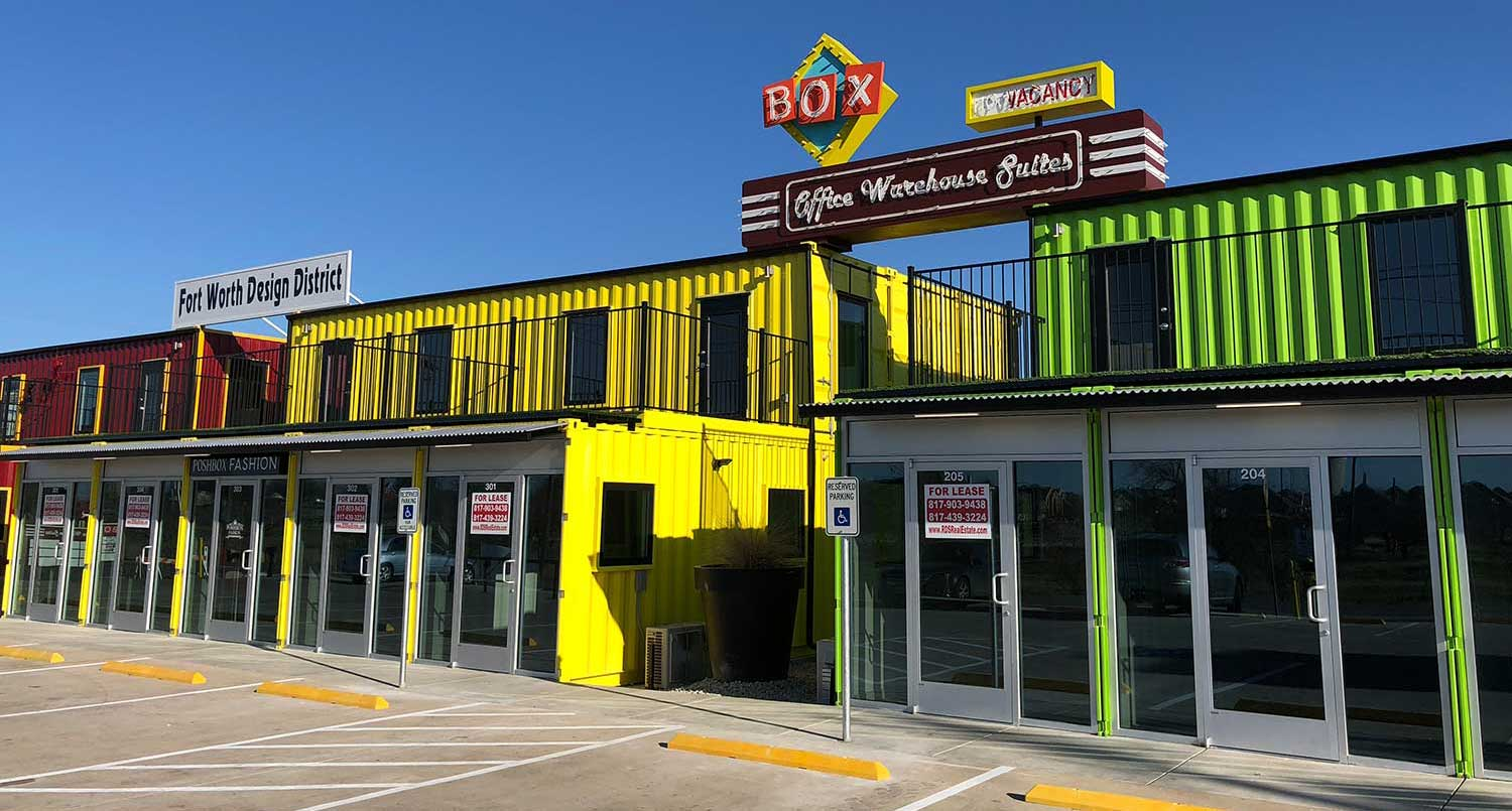 Retail space in Fort Worth available now with RDS Real Estate
