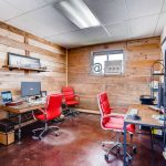 Flex space for those looking for office space for lease