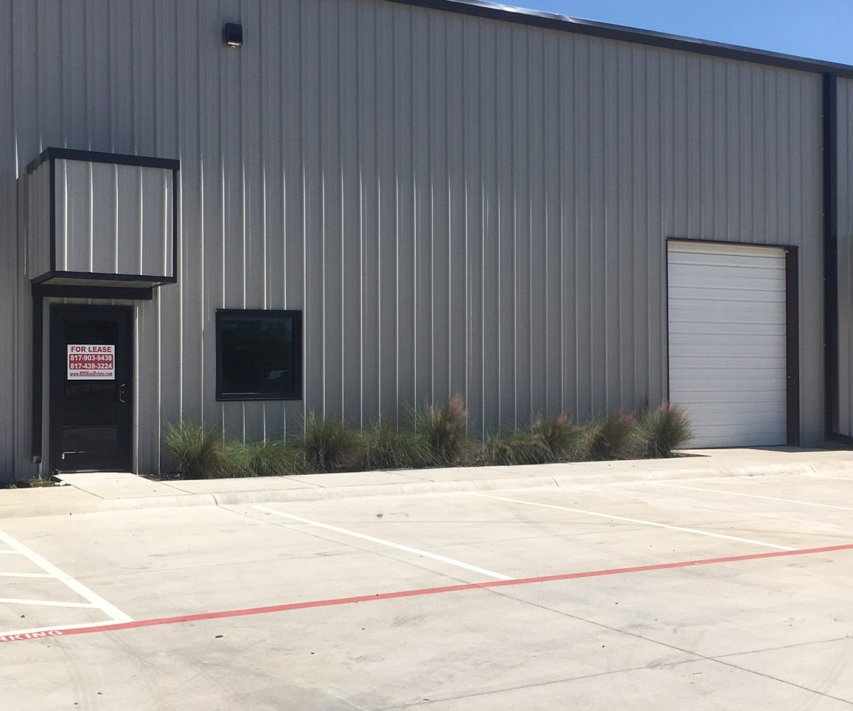 office warehouse rent Fort Worth