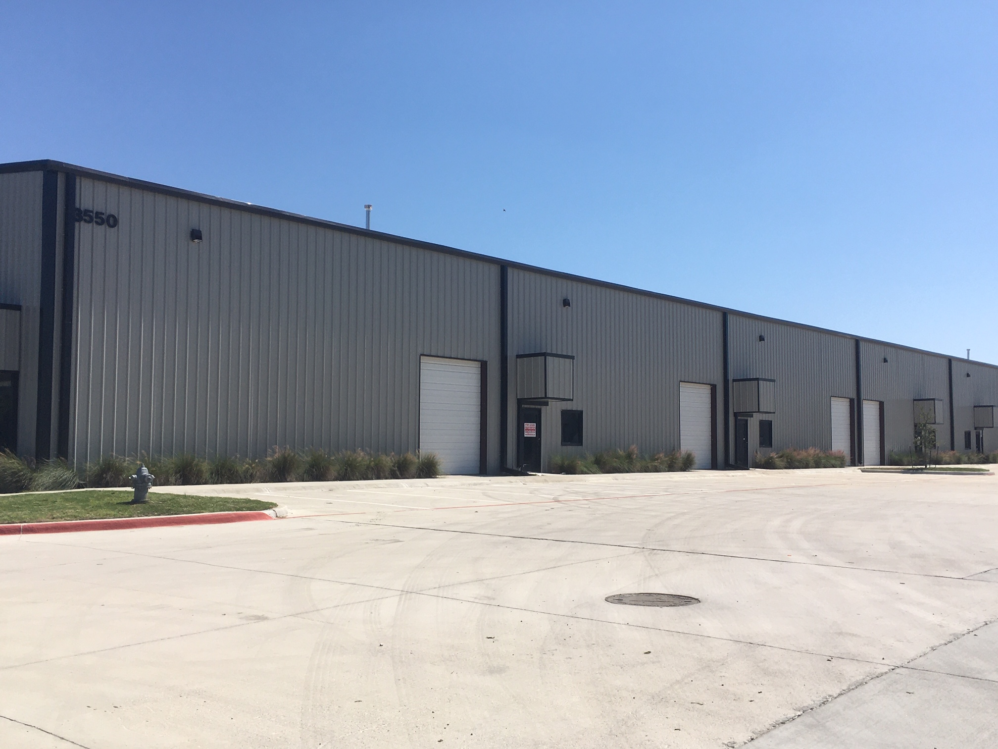 fort worth industrial space