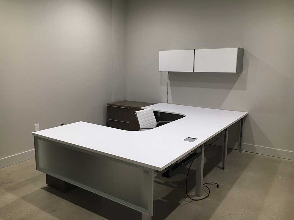 Office warehouse space for rent in Newark.
