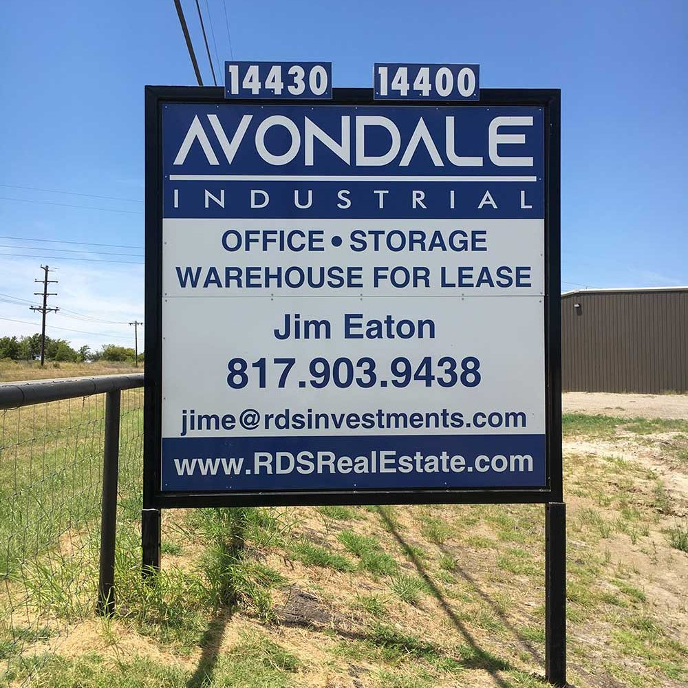 Office warehouse space for lease in Newark.