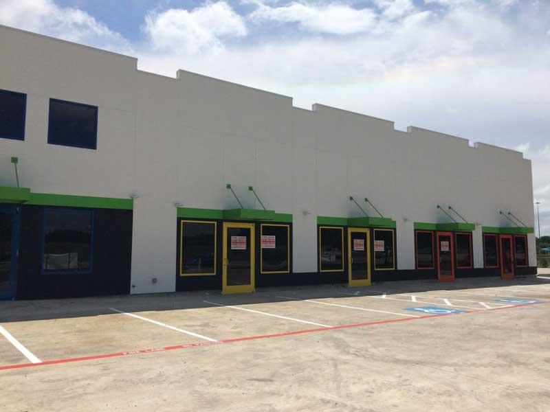Denton Highway Retail Space
