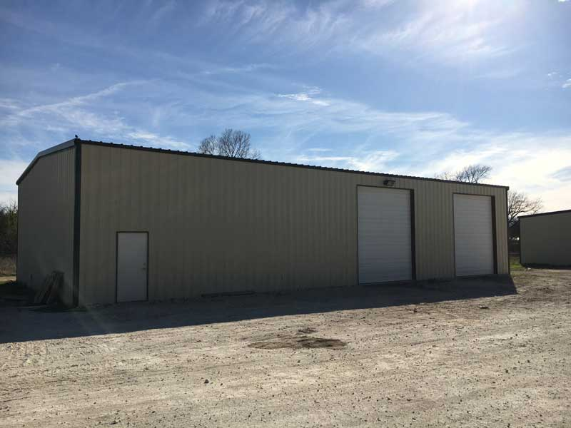 There are risks involved with any industrial property for rent
