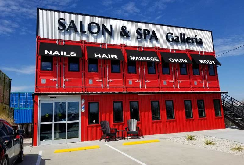 Salon and Spa Galleria at Box Office Warehouse Suites