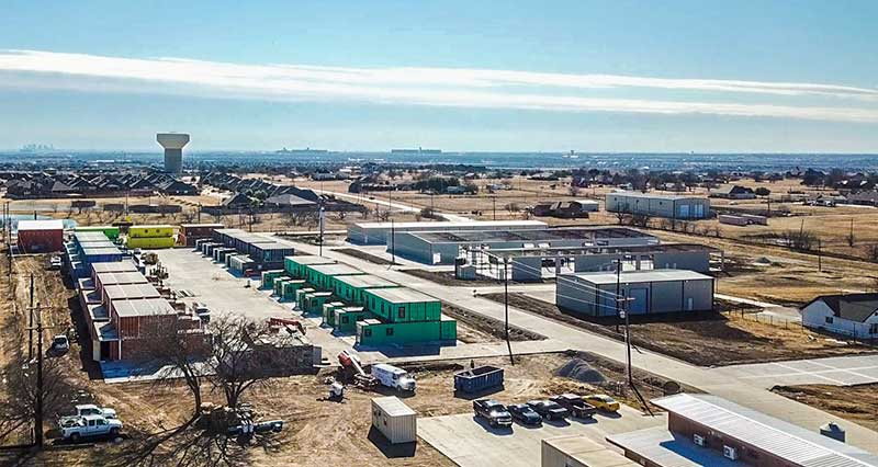 Fort Worth industrial space for lease which is perfect for small companies