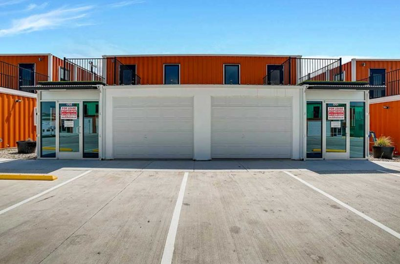 shop space for rent in Fort Worth at a great price.