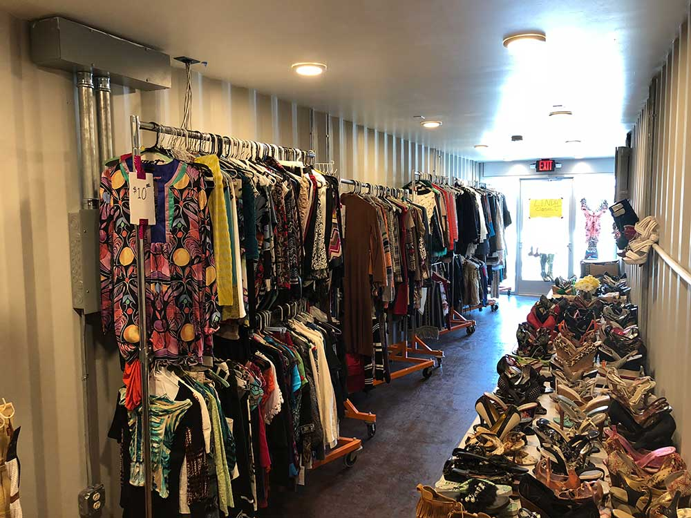 Move your home business into a retail space for lease in North Fort Worth