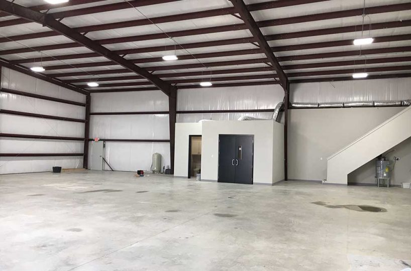 Tarrant County warehouse space for lease
